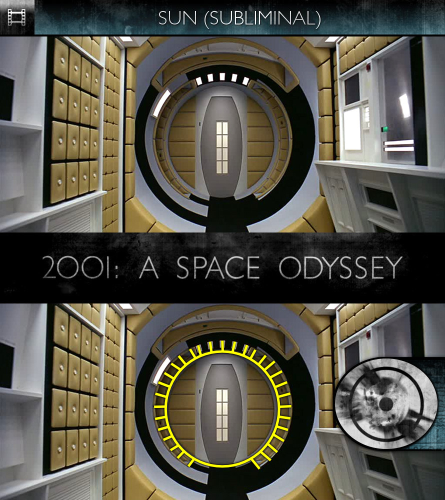 2001 a space odyssey 1968 hollywood subliminals for Bedroom 2001 space odyssey