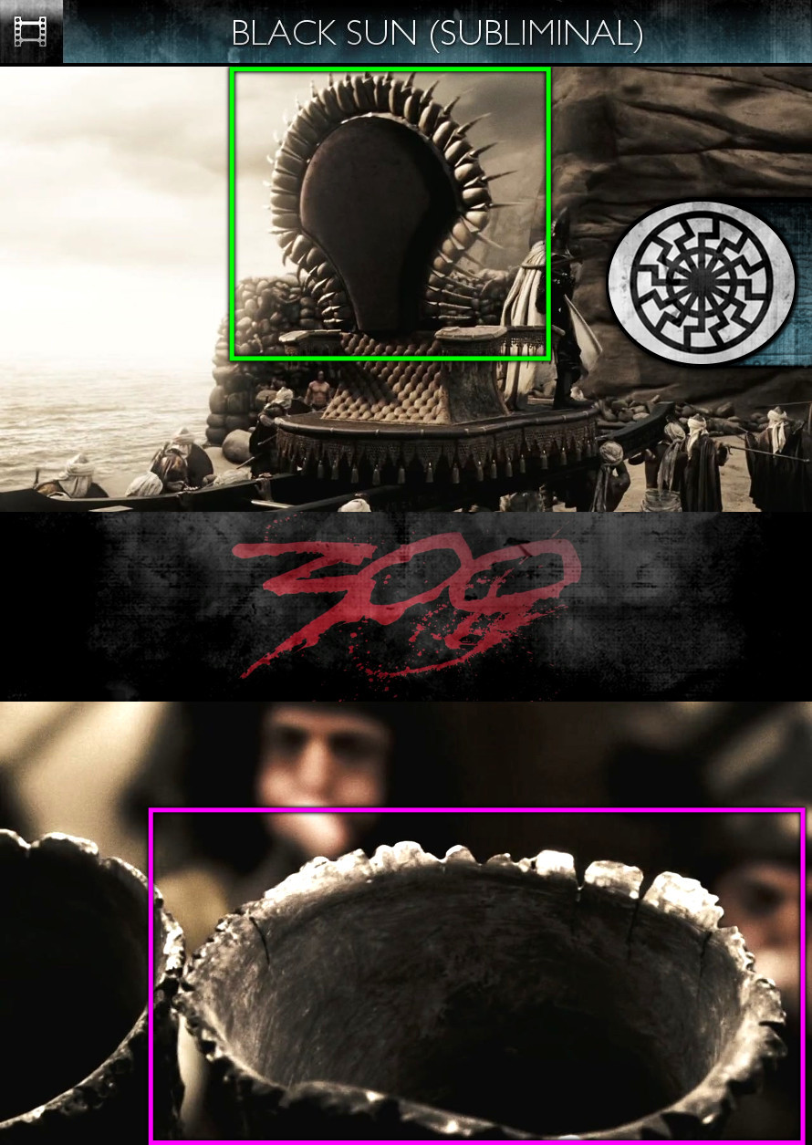 300 (2007) - Black Sun - Subliminal