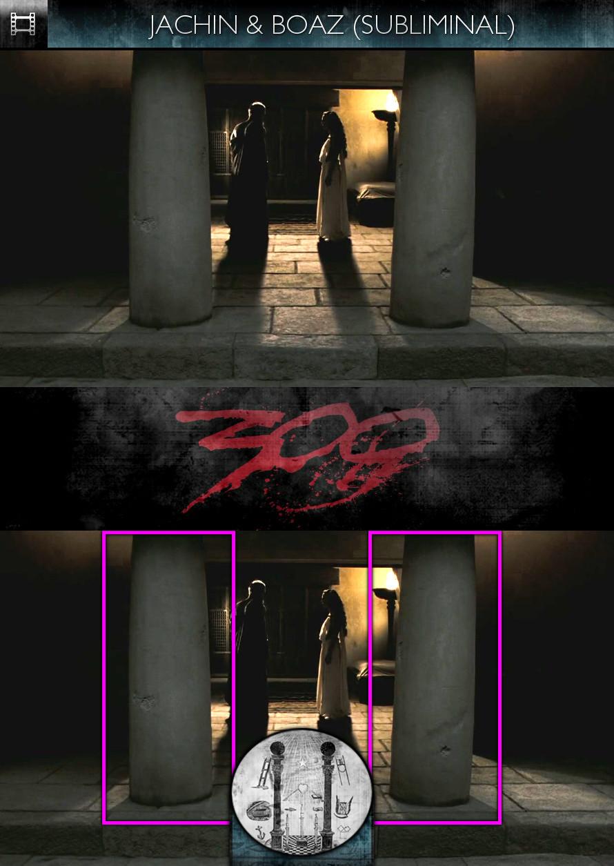 300 (2007) - Jachin & Boaz - Subliminal