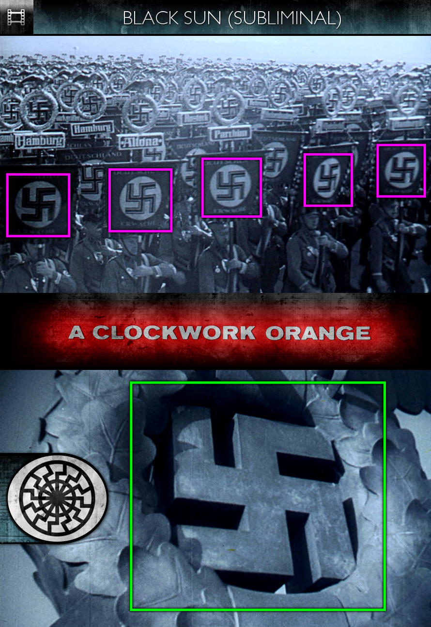 A Clockwork Orange (1971) - Black Sun - Subliminal