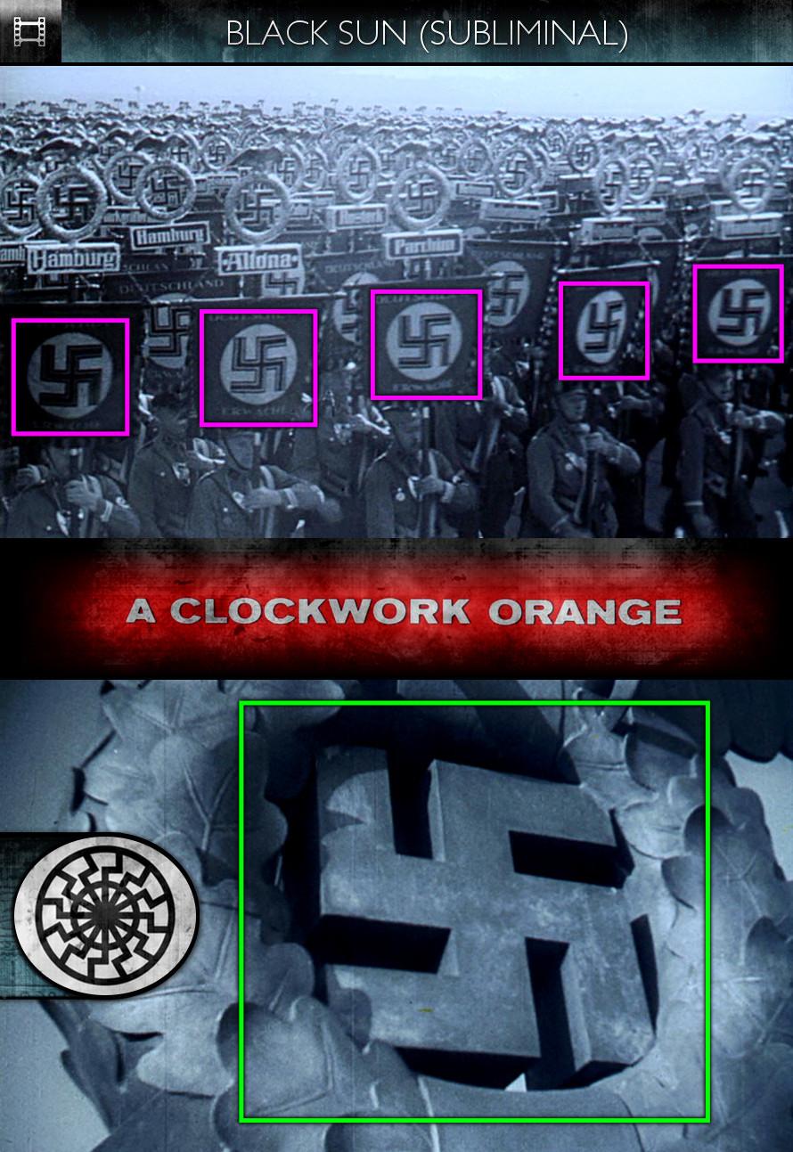 A Clockwork Orange (1971) - Black Sun - Subliminal