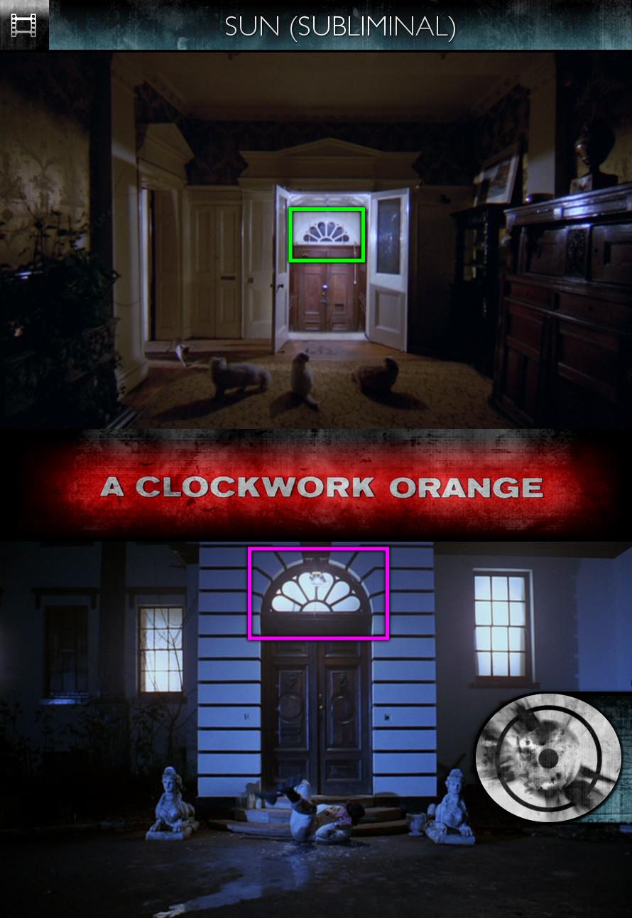 A Clockwork Orange (1971) - Sun/Solar - Subliminal