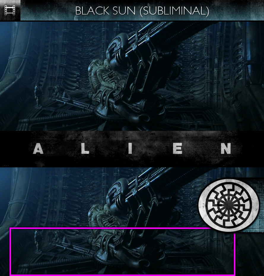 Alien (1979) - Black Sun - Subliminal