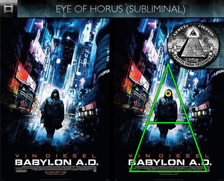 Babylon A.D. (2008) - Poster-EOH1