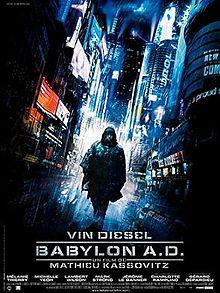 Babylon AD Poster