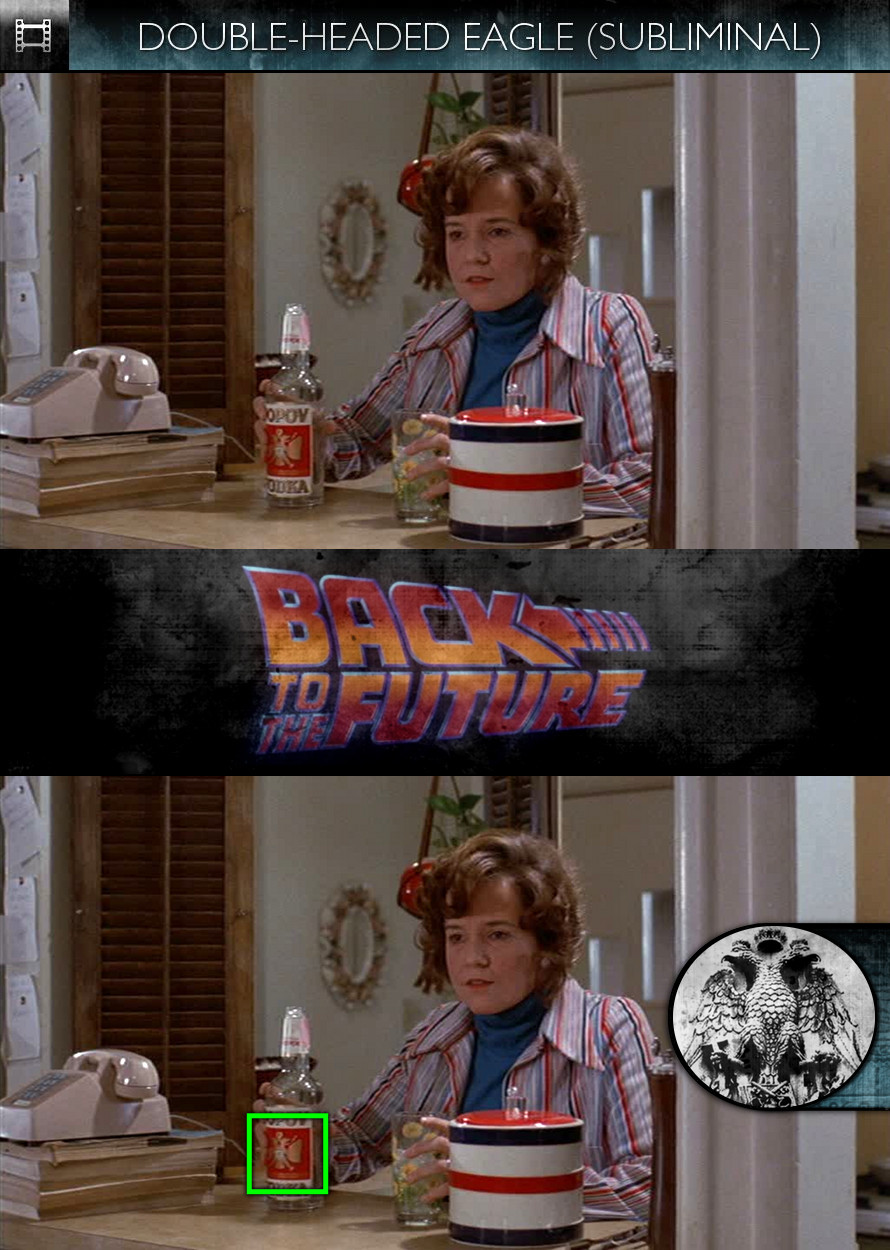 Back to the Future (1985) - Double-Headed Eagle - Subliminal