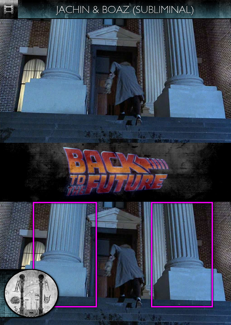 Back to the Future (1985) - Jachin & Boaz - Subliminal