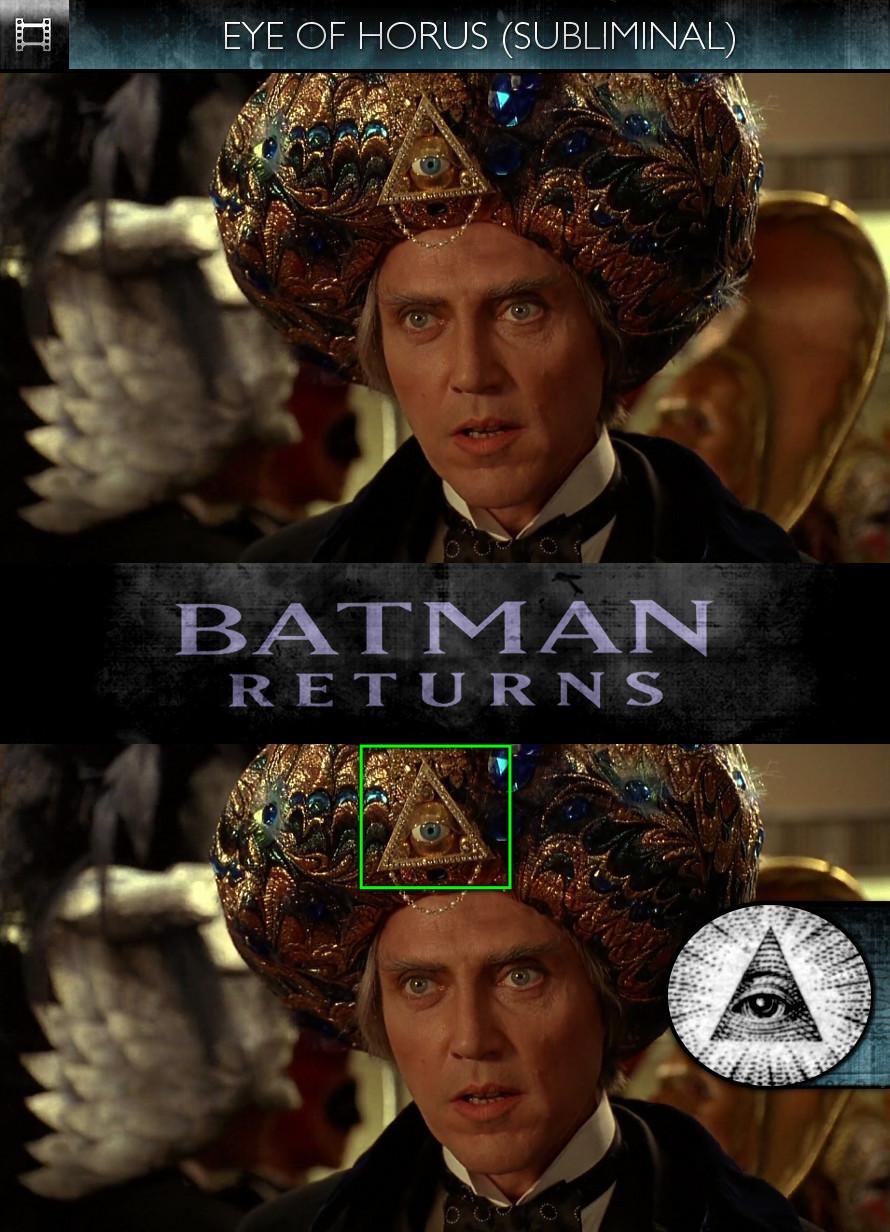 Batman Returns (1992) - Eye of Horus - Subliminal