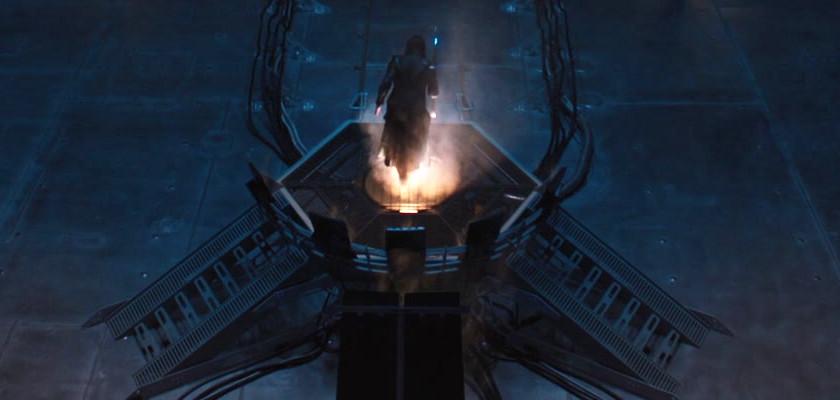 Black Cube - The Avengers (2012) - Hexagon