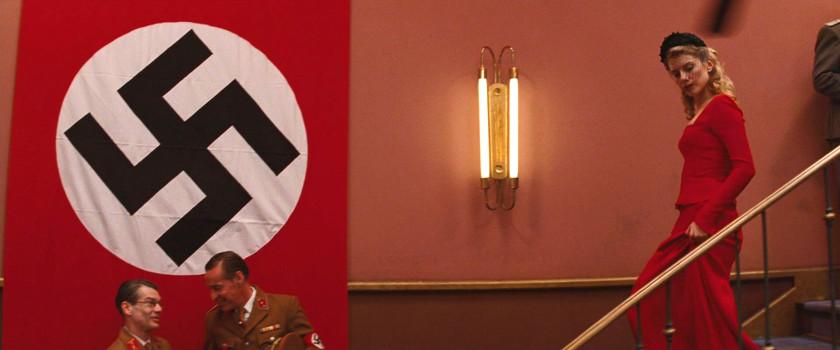 Black Sun - Inglourious Basterds - Swastika