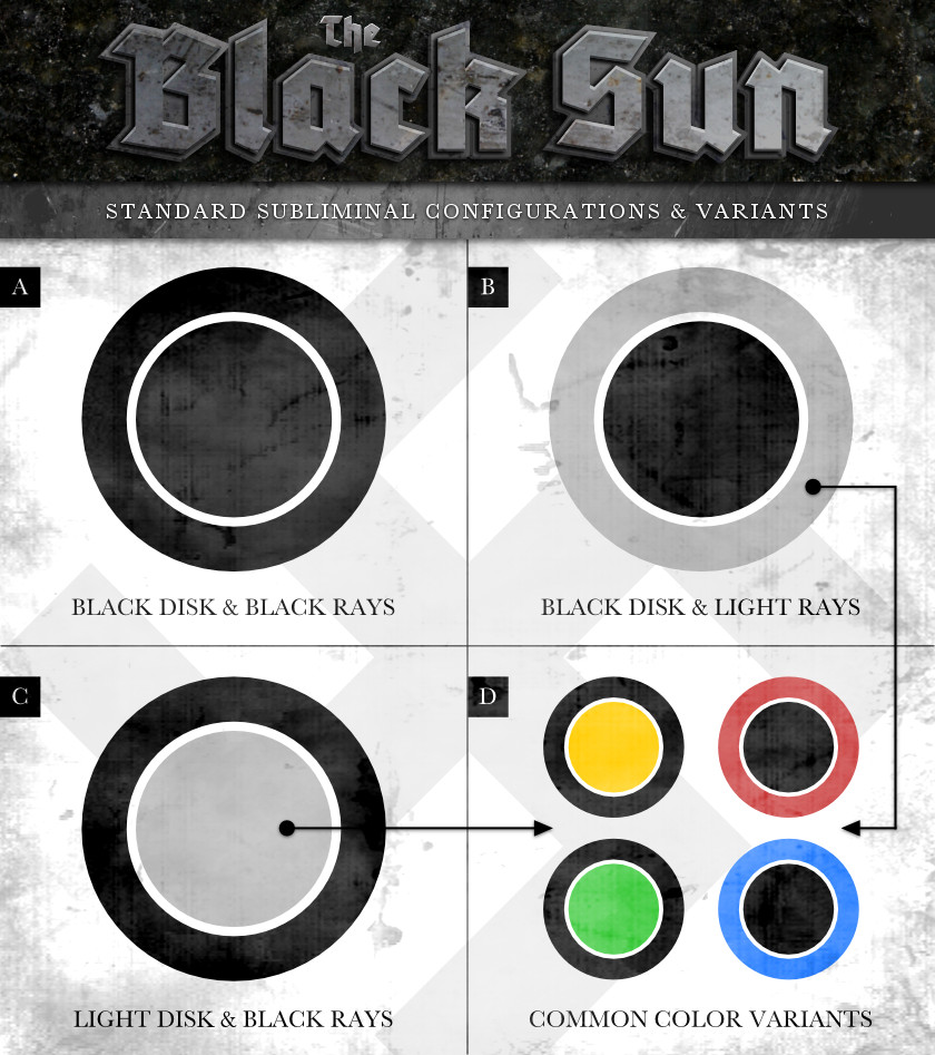 Black Sun - Subliminal Variants