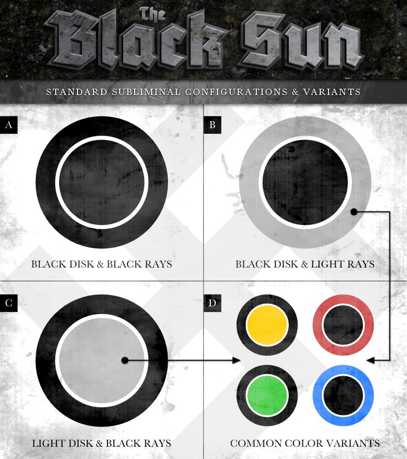 Black Sun - Subliminal Variants