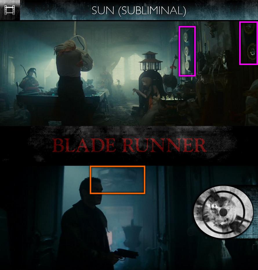 Blade Runner (1982) - Sun/Solar - Subliminal