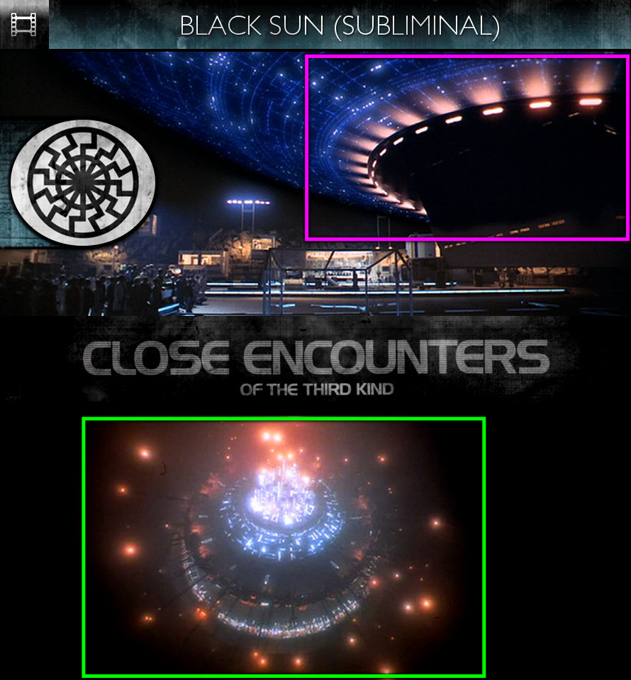 Close Encounters of the Third Kind (1977) - Black Sun - Subliminal