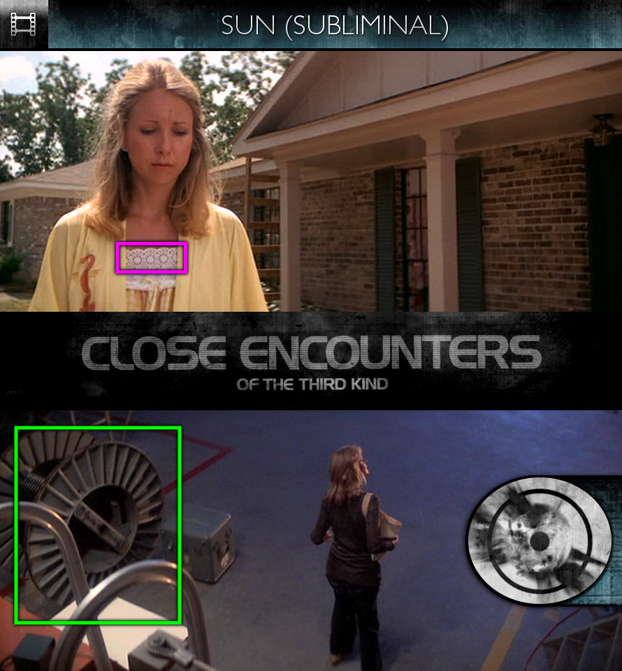 Close Encounters of the Third Kind (1977) - Sun/Solar - Subliminal