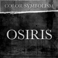 Color Symbolism - OSIRIS - Black