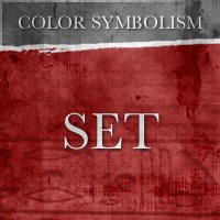 Color Symbolism - SET - Red