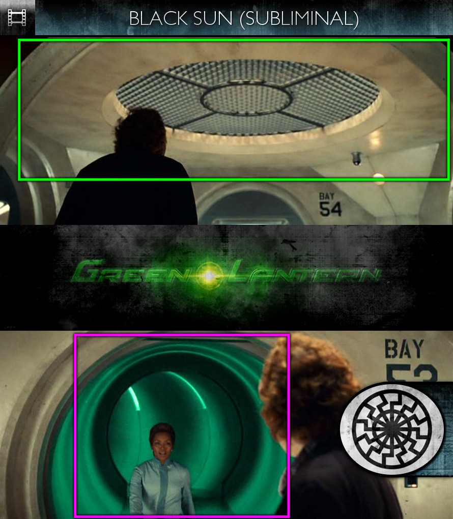 Green Lantern (2011) - Black Sun - Subliminal