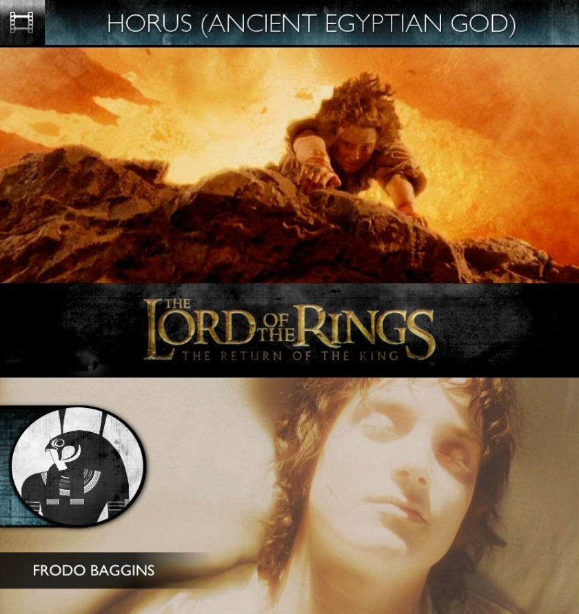 HORUS - The Lord Of The Rings: Return of the King (2003) - Frodo Baggins