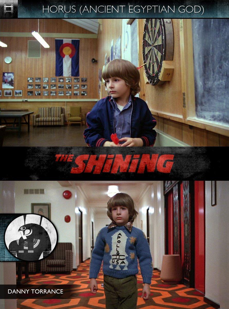 HORUS - The Shining (1980) - Danny Torrance