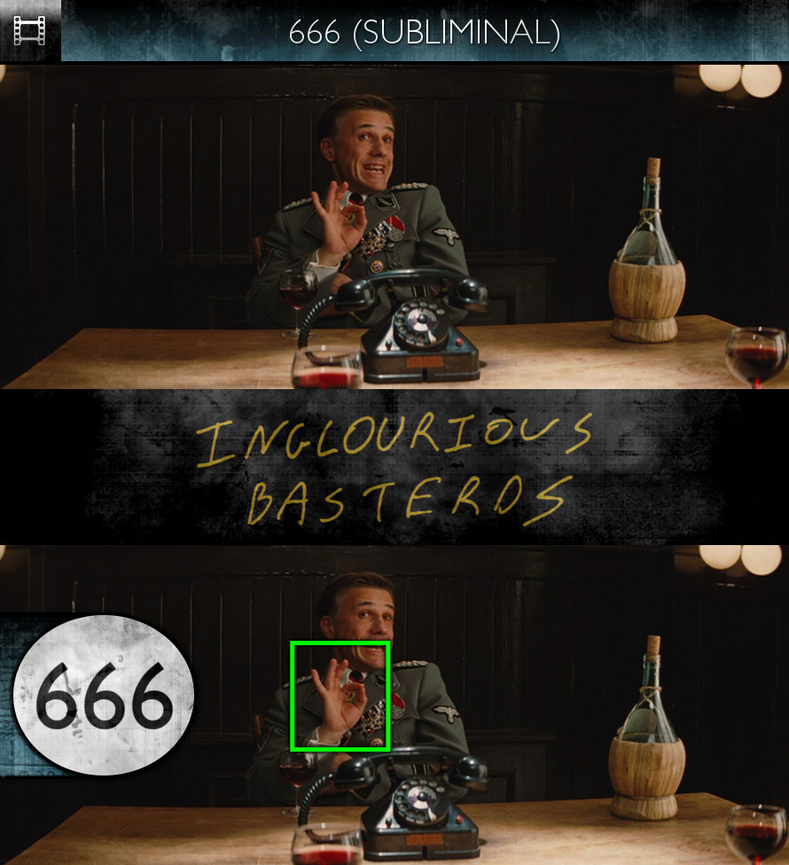 Inglourious Basterds (2009) - 666 - Subliminal
