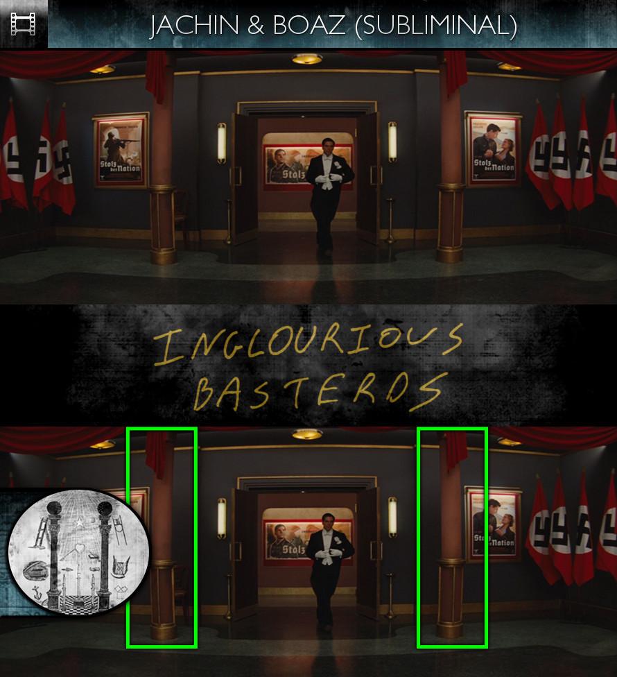 Inglourious Basterds (2009) - Jachin & Boaz - Subliminal