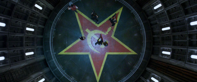 Inverted Pentagram - Resident Evil - Retribution