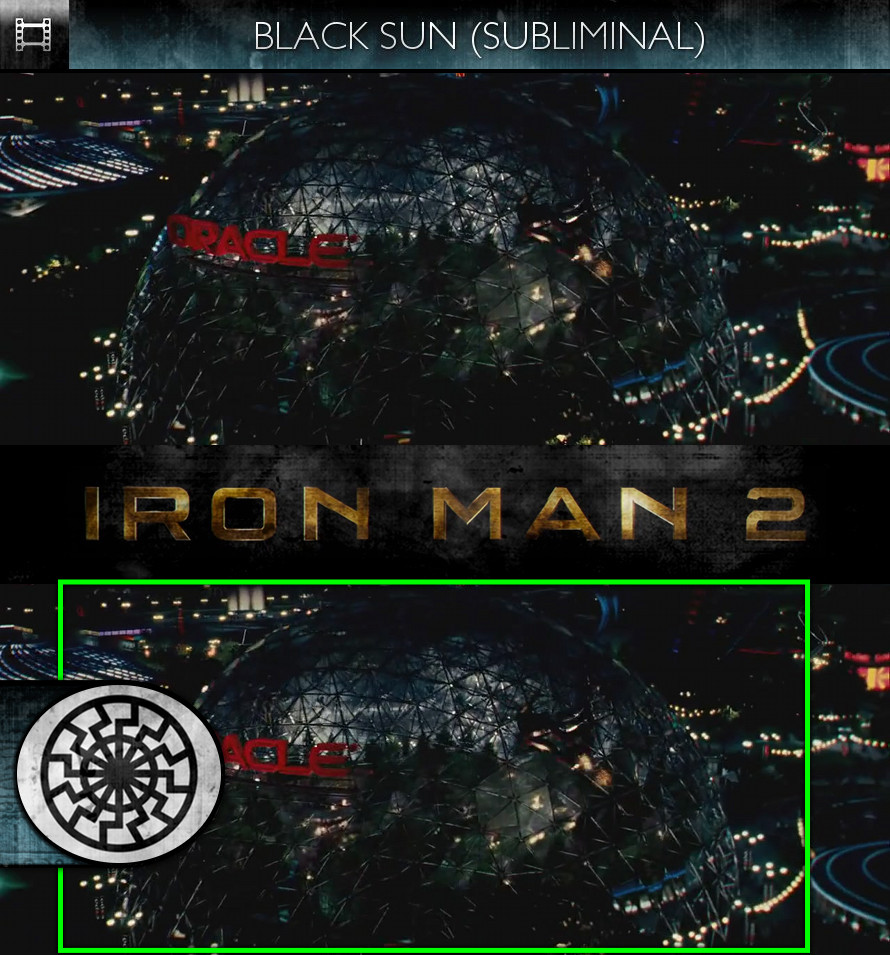 Iron Man 2 (2010) - Black Sun - Subliminal