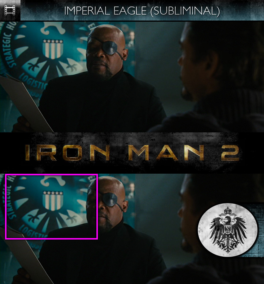 Iron Man 2 (2010) - Imperial Eagle - Subliminal