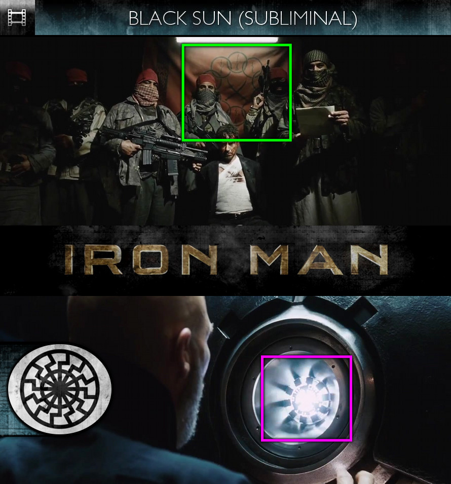 Iron Man (2008) - Black Sun - Subliminal