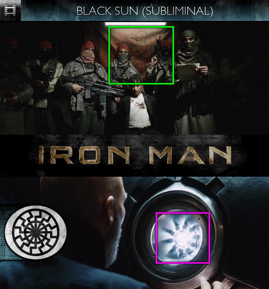 Iron Man (2008) - Black Sun - Subliminal
