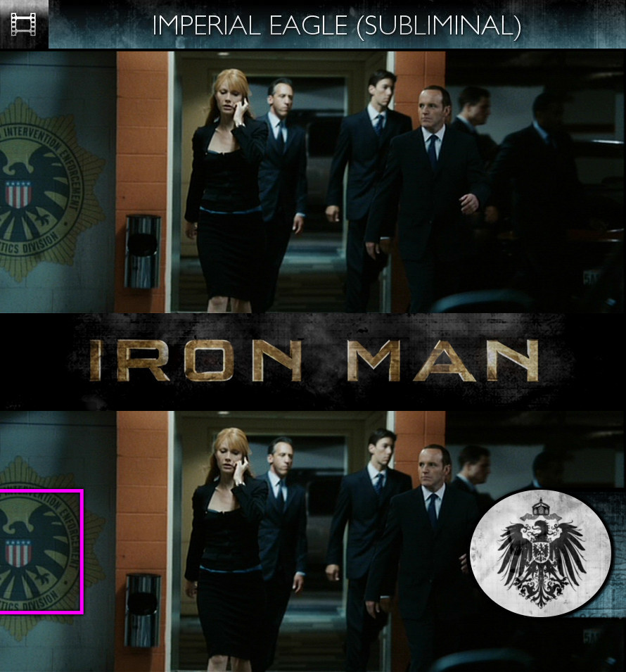 Iron Man (2008) - Imperial Eagle - Subliminal