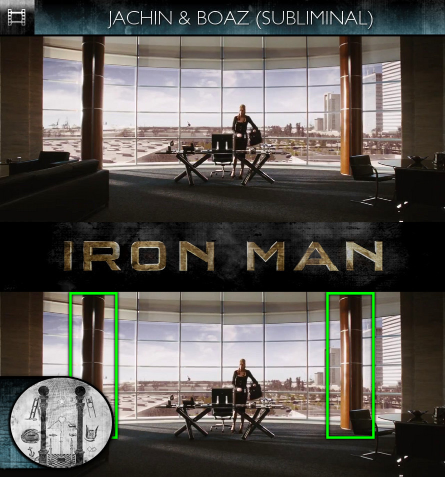 Iron Man (2008) - Jachin & Boaz - Subliminal