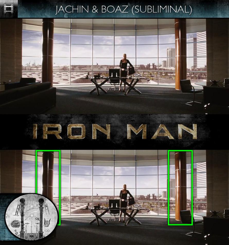 Iron Man (2008) - Jachin & Boaz - Subliminal