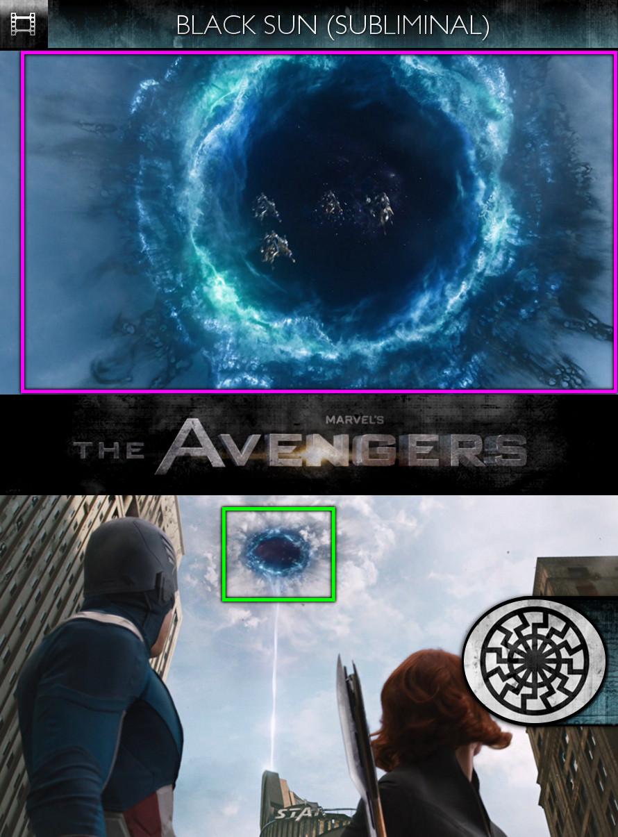 The Avengers (2012) - Black Sun - Subliminal