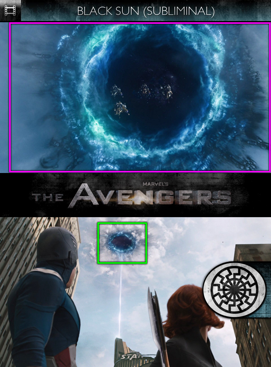 The Avengers (2012) - Black Sun - Subliminal