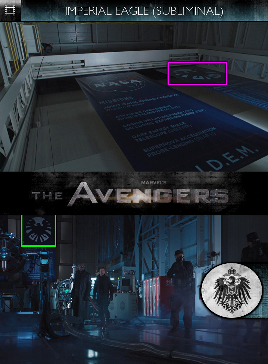 The Avengers (2012) - Imperial Eagle - Subliminal