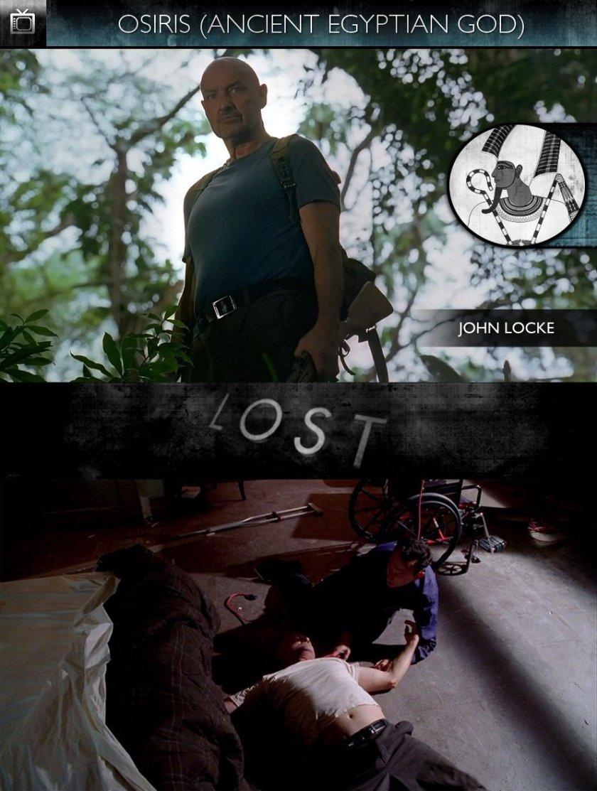 OSIRIS - LOST (2004) - John Locke