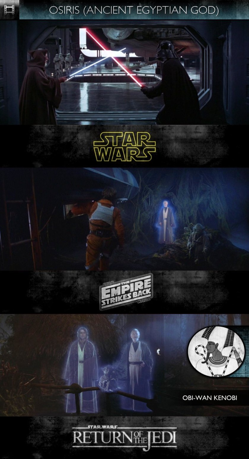 OSIRIS - Star Wars: Original Trilogy (1977-1983) - Obi-Wan Kenobi