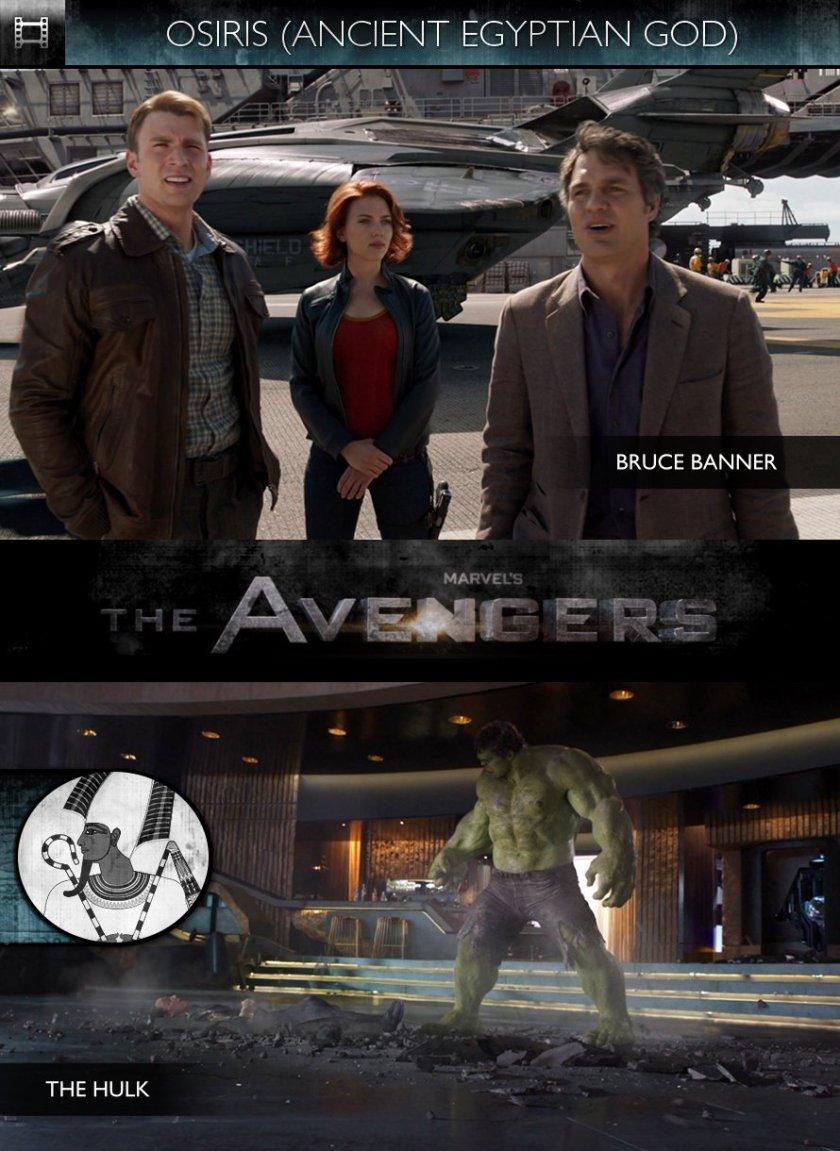 OSIRIS - The Avengers (2012) - The Hulk & Bruce Banner