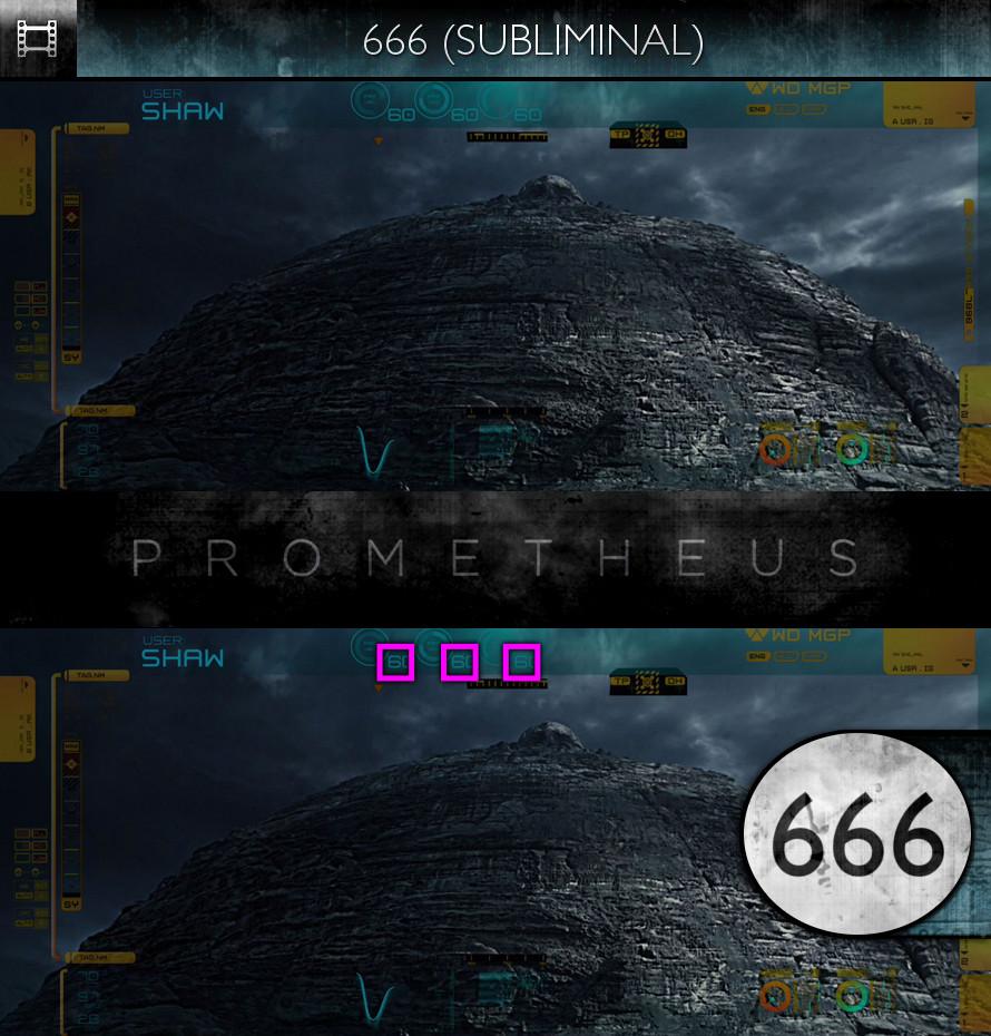 Prometheus (2012) - 666 - Subliminal