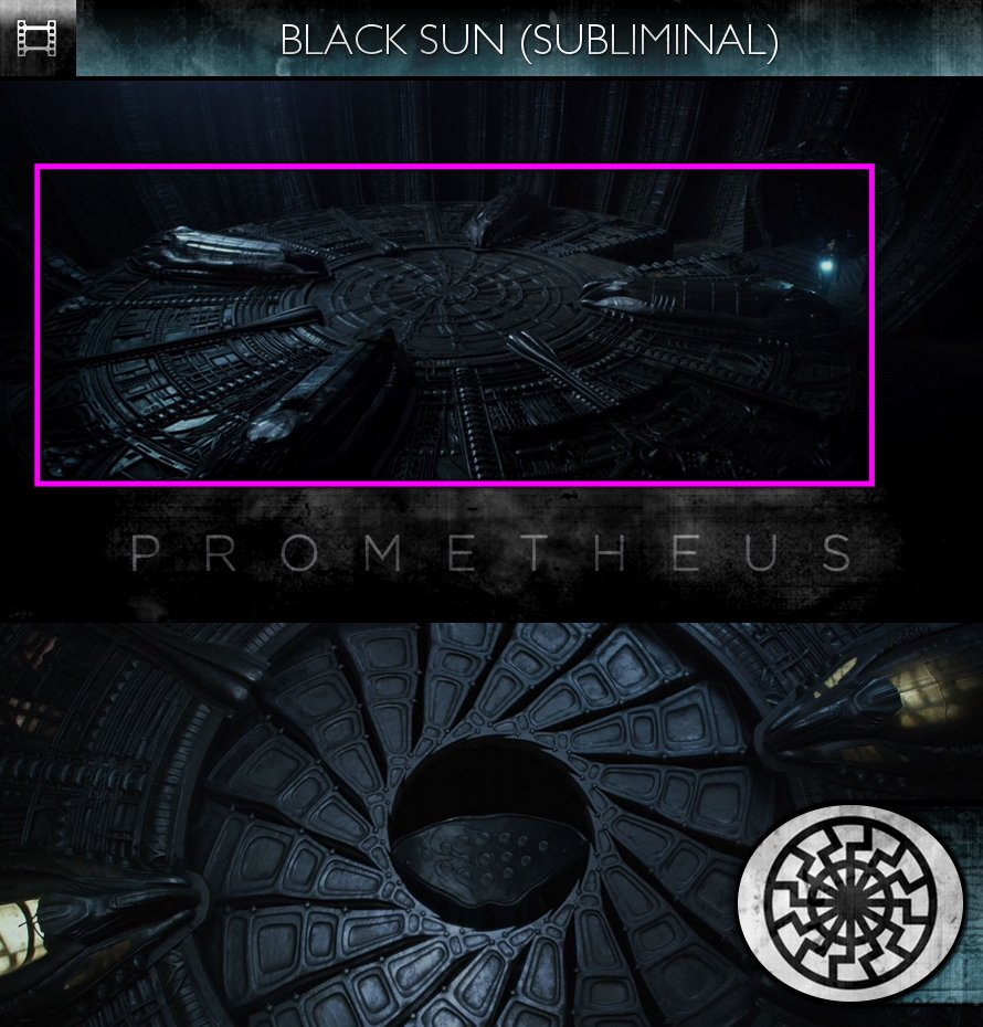 Prometheus (2012) - Black Sun - Subliminal