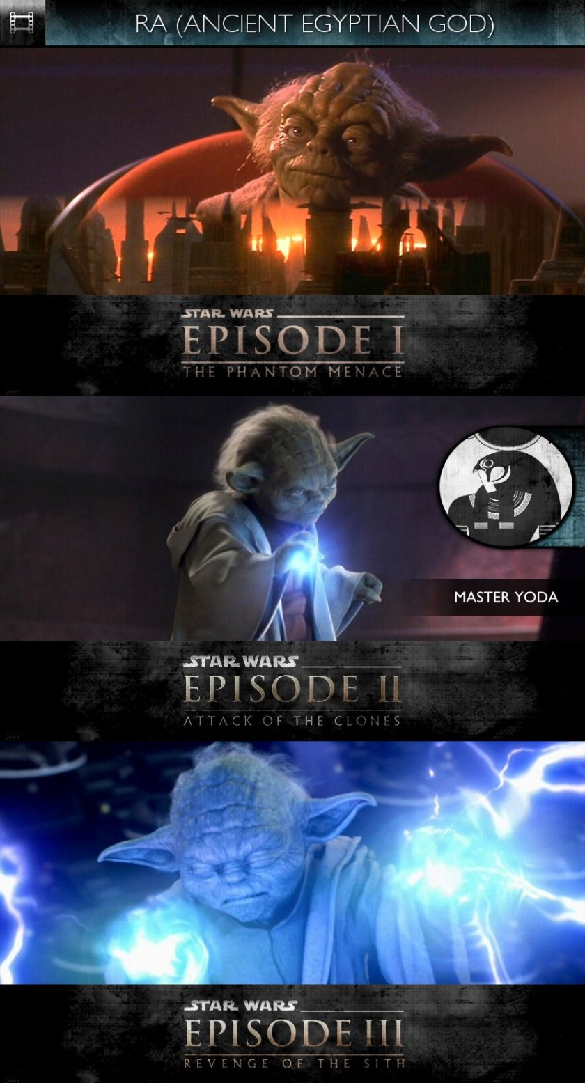 RA - Star Wars: Prequel Trilogy (1999-2005) - Master Yoda