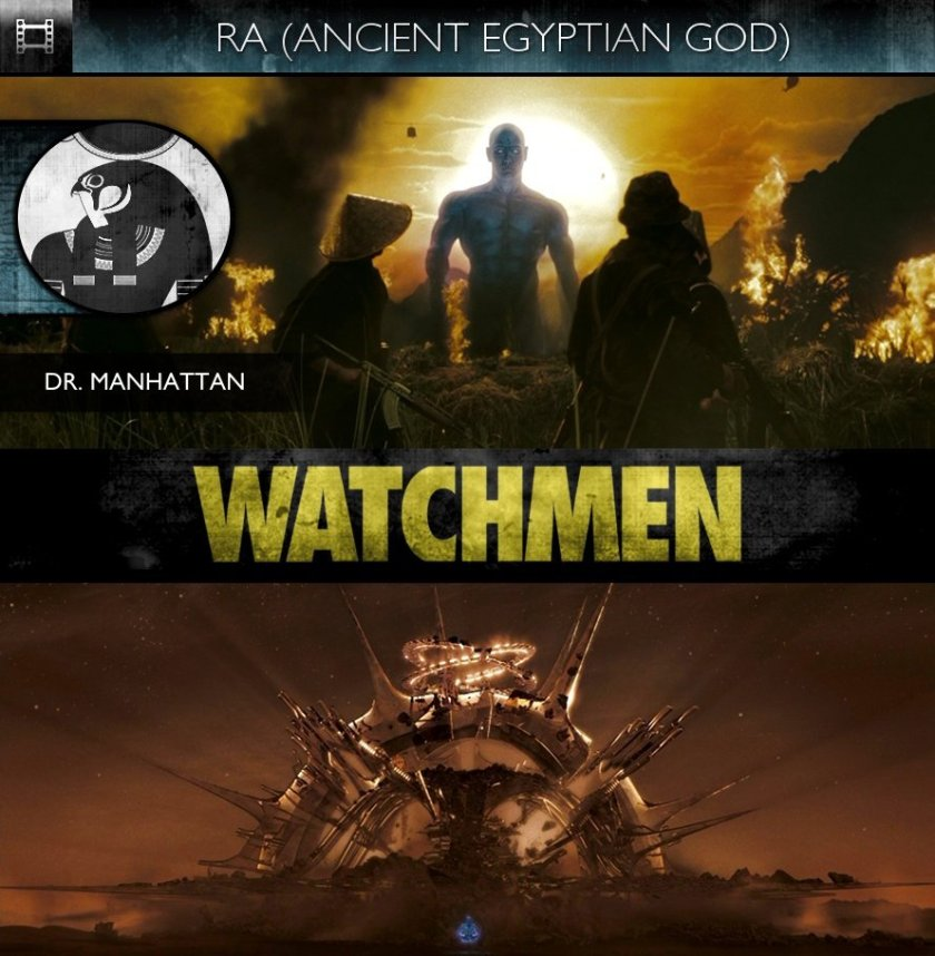 RA - Watchmen (2009) - Dr. Manhattan