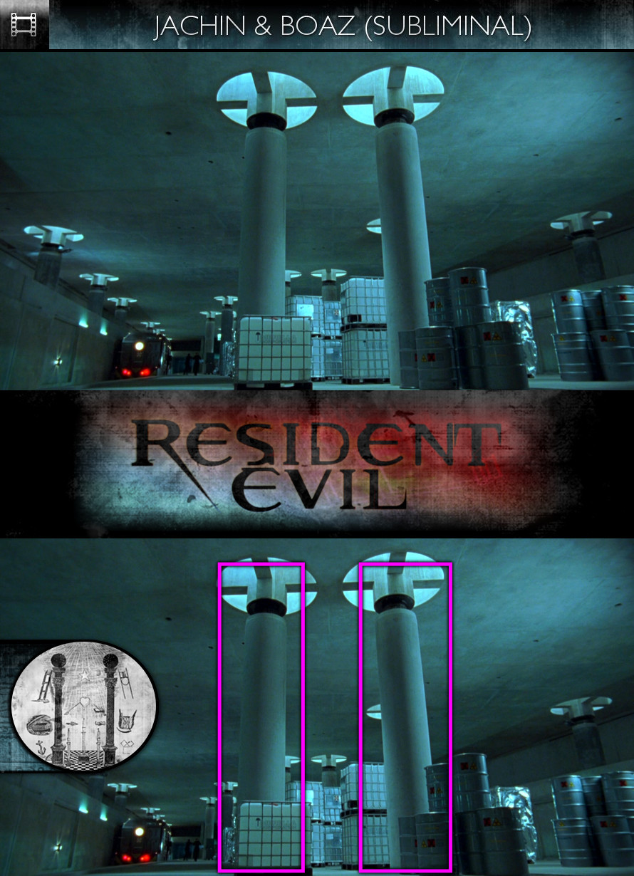 Resident Evil (2002) - Jachin & Boaz - Subliminal