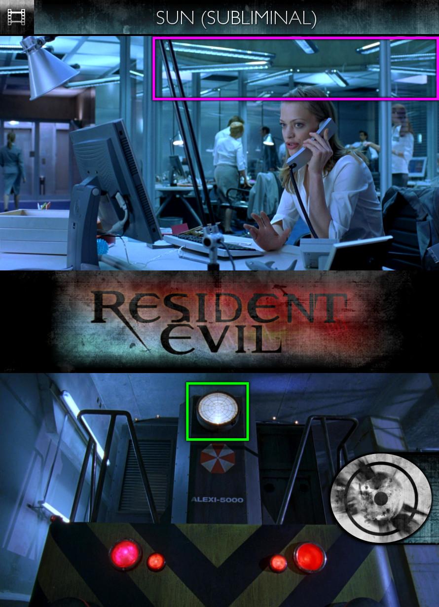 Resident Evil (2002) - Sun/Solar - Subliminal