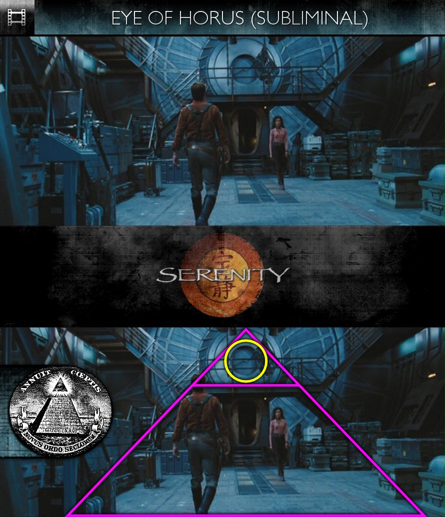 Serenity (2005) - Eye of Horus - Subliminal