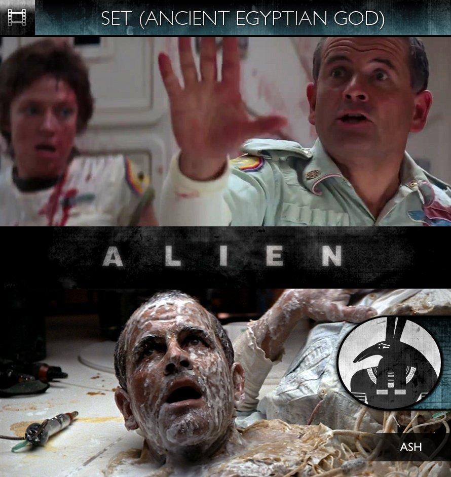 SET - Alien (1979) - Ash