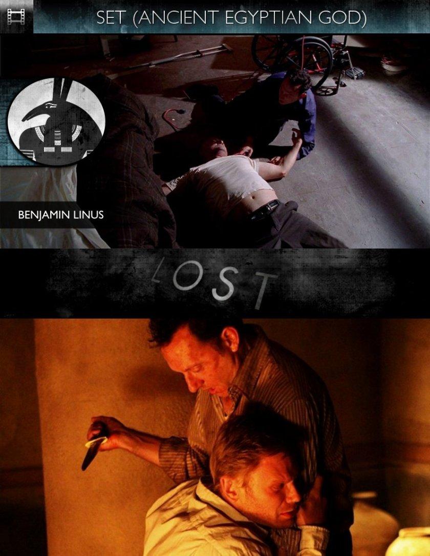 SET - LOST (2004) - Benjamin Linus