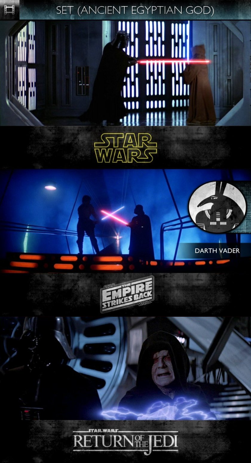 SET - Star Wars: Original Trilogy (1977-1983) - Darth Vader